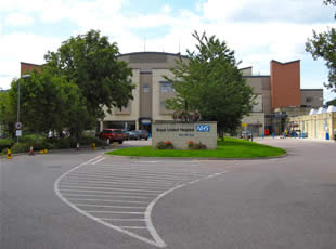 Bath Royal United Hospital